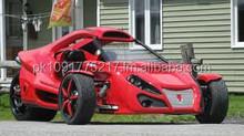 EPA&DOT APPROVED+ Free Shipping Viper Trike Bike Ktd Sr-250 Trike Car 250cc Street Legal Trikes