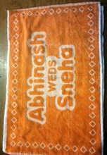 Jacquard Promotion Towel