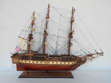 USS CONSTITUTION maquetas de barcos de madera