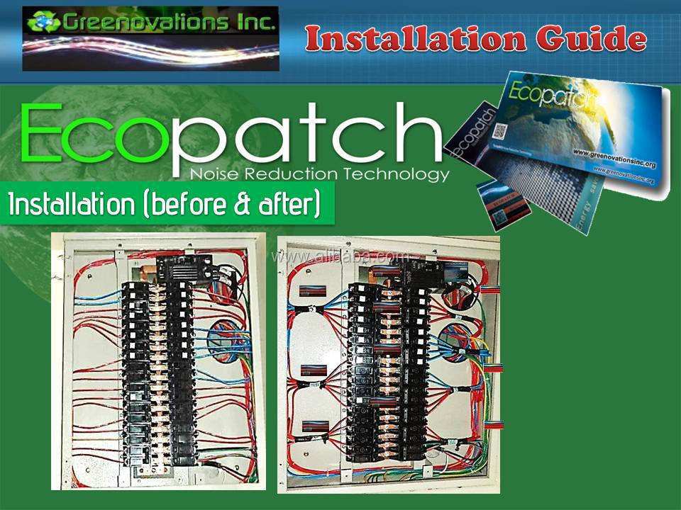 Ecopatch Energy Saver Ecopatch Electricity Saver