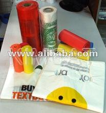 Vietnam Plastic Bag, T-Shirt Bag & Produce Bag On Roll