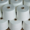 100% Polyester yarn Color, Raw, White plastic dye tube, ...