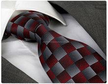 Red and black tie, necktie, neck tie, corbata, gravate, krawatte, cravatta, fashion tie