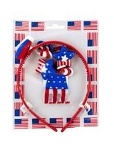 American Flag Hair Accessory Set