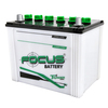 Dry charged car battery N50/N50Z/NS70