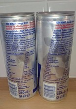 Best Energydrink for health R.E.D-------BU-L Lenergy drink 250ml Red, Blue and silver edition. Best offers