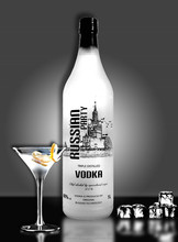 Vodka 40%vol., 100cl - NEW ARRIVAL