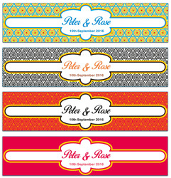 Wedding Water Bottle Label Personalized Stickers Custom Waterproof Adhesive label-20