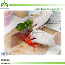 cheap latex examination gloves free sample