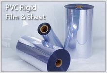 PVC Plastic Rigid Sheet & Film