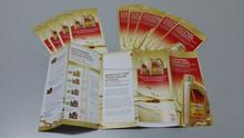 4 fold 5 panel brochure