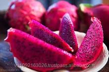 IQF Red Flesh Dragon Fruit/ Pitaya fruit for display
