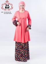 Baju kurung and baju melayu made in Vietnam