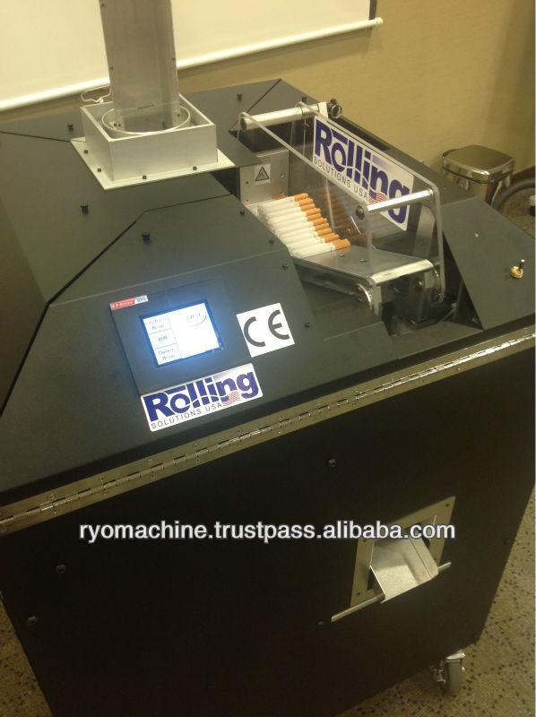ryo cigarette machine