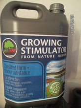 A liquid organic fertilizer