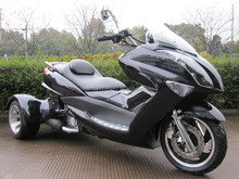 EPA&DOT APPROVED+ Free Shipping 300cc Trike Motorcycle Water Cooled Three 3 Wheels
