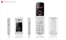 newest design SOS Function old man cell phone zini G5 quality CEROHS mobile phone made in China with good price