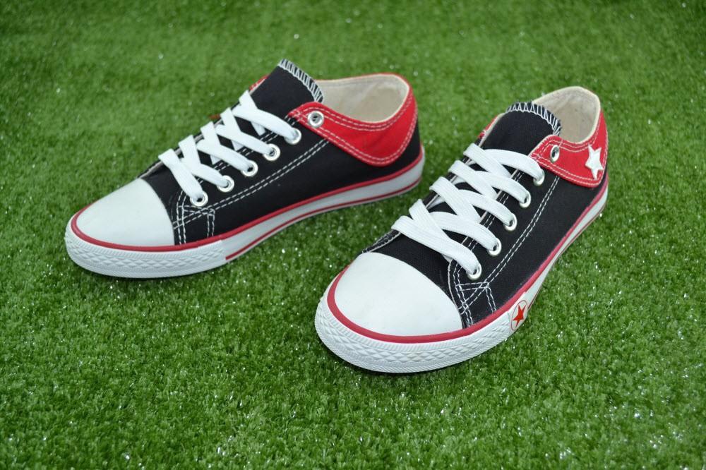 Viet Nam factory direct sale casual women shoe new design fashionable 2015 women canvas shoes
