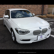 Various types of European luxury used vehicle in good condition