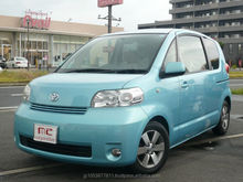 Reasonable and Good looking japanese used cars for export photo toyota Porte 2007 used car with Good Condition