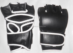 Hot sale Real Leather Boxing Gloves, Sparring Gloves Mma