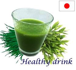 Healthy Japanese supplement Aojiru green juice , OEM available