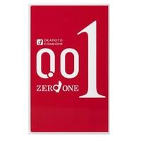 Okamoto Zero One 0.01 mm Polyurethane Safe Condoms