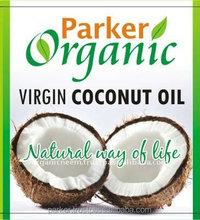 Extra Virgin Unrefined Coconut Oil