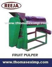 Molino de frutas pulper