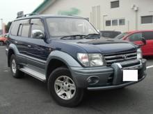 Toyota Land Cruiser Prado TZ wide KZJ95W 1998 Used Car