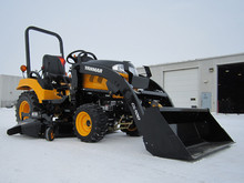 SC2400 Utility Tractor with Mower and Bucket