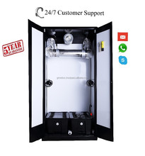 Garden Greenhouse Hydroponic Indoor Plant Growing Kit Portable grow Cabinet