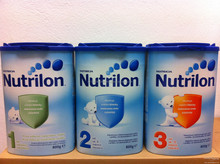 NUTRILON NUTRICIA INFANT BABY POWDER 1-5