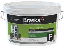 Exterior facade ultrawhite acrylic emulsion paint