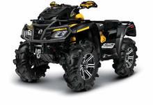 NEW 2015 Can-Am Outlander X mr 1000 ATV