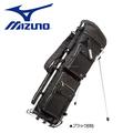 De golf de pie bolsa de golf mizuno yoshida poter porter 5ljc14160009 marco andador( negro) bolsa carrito de compra