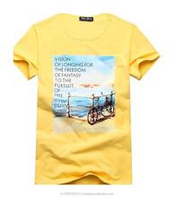 New Chic Mens Short Sleeve Round Neck Tops Soft T-shirt Slim Fit Sport Basic Tee