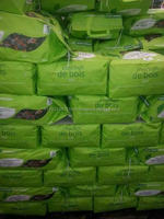 wood charcoal for barbecue or grilling meat