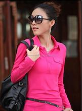 Short Sleeve Polo Shirt Women Polo Shirt Colorful Polo Shirt Designs, women long sleeve polo shirt, slim fit women polo shirt