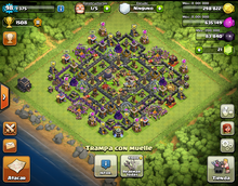 Clash Of Clans Account Lvl 98 / 5 Workers