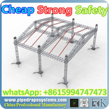 custom-cut length truss / 6pillars / 6 leg truss system / line array system