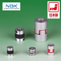 Shaft Coupling / Flexible Coupling of high-quality. Made in Japan. Nabeya Bi-tech Kaisha. Made In Japan.(spline shaft coupling)