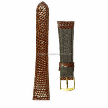 High quality cowhide leather watch bands wholesale gentle on skin