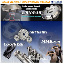 4 axis CNC milling machine with Mitsubishi cutting tools can produce various metal parts in shorter time