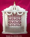 Mármore templo de madeira altar mandir estátua onyx templo