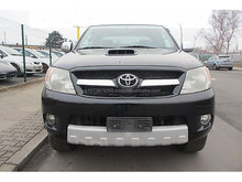 Used LHD Toyota Hilux 2.5 D-4D Double Cabin Pick-up 2008