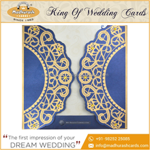 Laser Cut Invitations | Wedding Card | Laser Cut Wedding Invitations