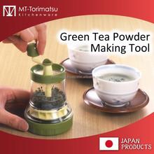 Japanese Matcha Tea Powder Cooking Tool Manual Green Tea Leaf Grinder