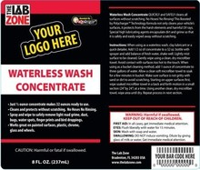 Private Label Waterless Wash