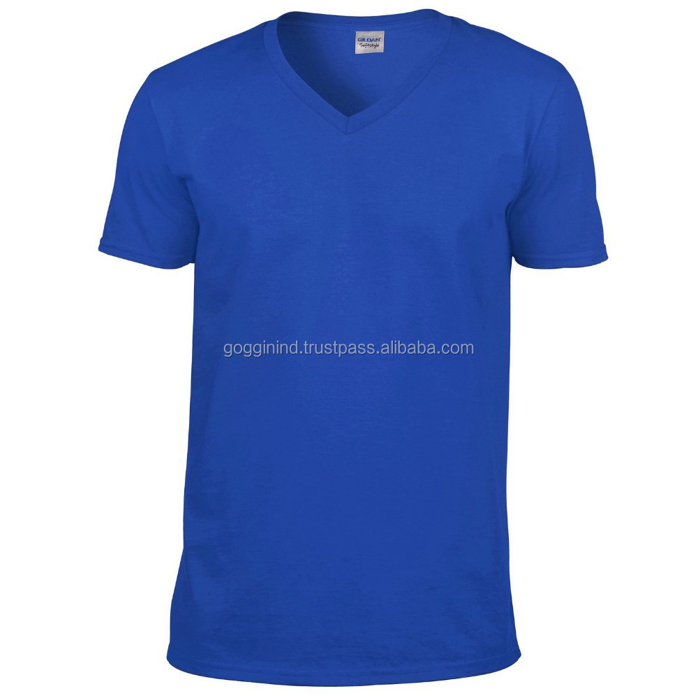 High quality 100 cotton plain t shirt for men made in for Plain quality t shirts